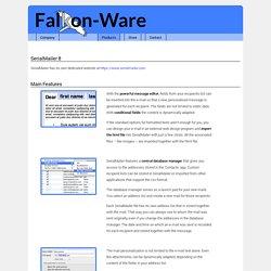 Falkon-Ware