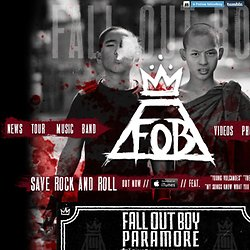 Fall Out Boy: Official Site