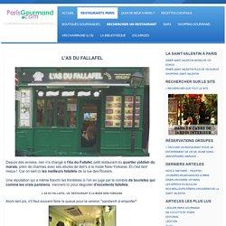 L'As du Fallafel, un restaurant voué à la cuisine yiddish au Marais