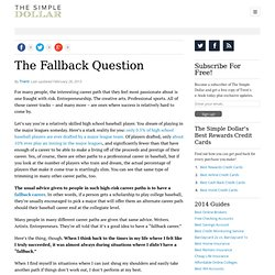 The Fallback Question
