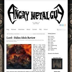 Lord - Fallen Idols Review