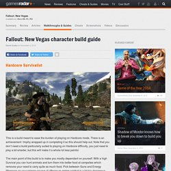 Page 5 - Fallout: New Vegas character build guide