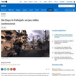 Six Days in Fallujah: un jeu vidéo controversé