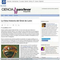 La falsa historia del Grial de León