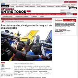 Las falsas ayudas a inmigrantes de las que todo el mundo habla