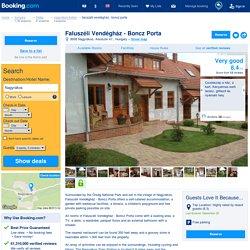 Faluszéli Vendégház - Boncz Porta, Nagyrákos, Hungary - Booking.com