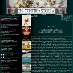 Pietro Ratto - Le Famiglie più potenti della Terra: Agnelli