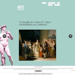 'La familia de Carlos IV', cinco curiosidades en 4 minutos
