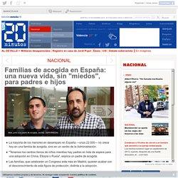 """Familias de acogida en España: una nueva vida, sin """"miedos"""", para padres e hijos"""