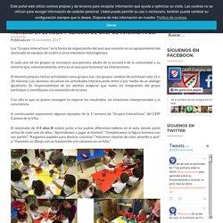 FAMILIAS EN EL AULA: 1ª SEMANA DE GRUPOS INTERACTIVOS. – Colegio Camino de la Villa