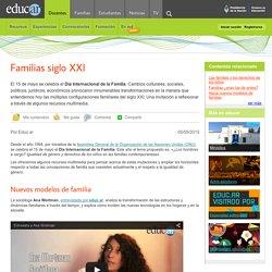 Familias siglo XXI - Blogs educ.ar