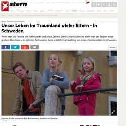 Wenn Familien auswandern: Unser Leben in Schweden - Kinder