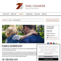 Familienrecht – THIEL & SCHAEFER Rechtsanwälte