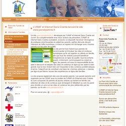 Point Info Famille de l'Allier- L'UNAF et Internet Sans Crainte lancent le site www.panelparents.fr