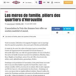 Les mères de famille, piliers des quartiers d'Hérouville - 2007