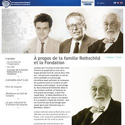Version de la Fondation Rothschild