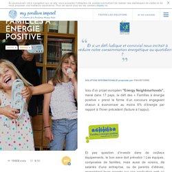 Familles à Énergie Positive