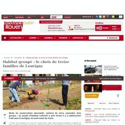 Habitat groupé: le choix de treize familles de Louvigny