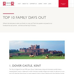 Top 10 Family Days Out