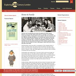Explore 20th Century London