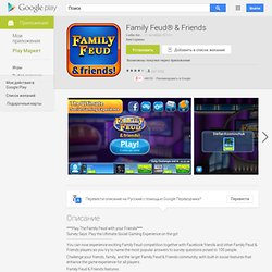 Family Feud® & Friends - Google Play