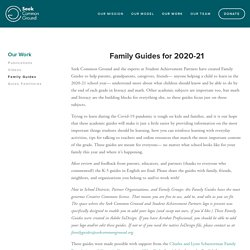 Family Guides