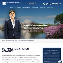 DC Family Immigration Lawyer