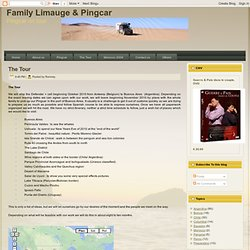 Family Limauge & Pingcar: The Tour