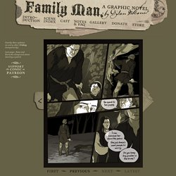 Family Man - A Graphic Novel