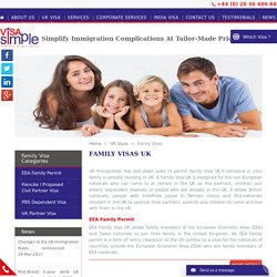 Apply For Family Visa UK - Visa Simple