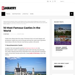 10 Most Famous Castles in the World
