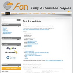 FAN 2.4 available