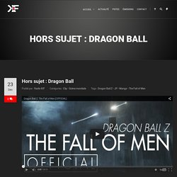 Fan Film - Dragon Ball Z - The Fall of Men
