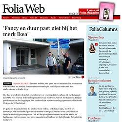 Foliaweb: *'Fancy en duur past niet bij het merk Ikea