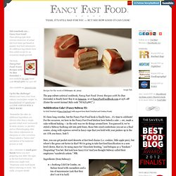 Fancy Fast Food (a food humor blog)