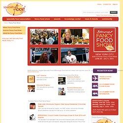Summer Fancy Food Show Exhibitor List