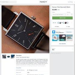 Nomos Tetra Neomatik Watch