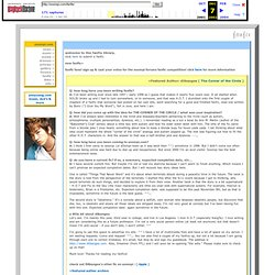 Soompi fanfix library (2002)