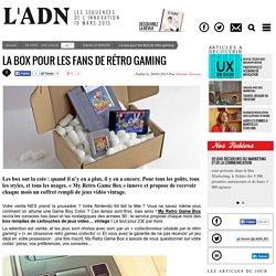 La box pour les fans de rétro gaming