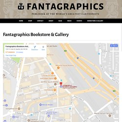 Fantagraphics Bookstore & Gallery