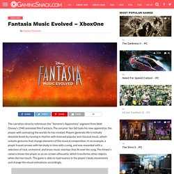 Fantasia Music Evolved - XboxOne