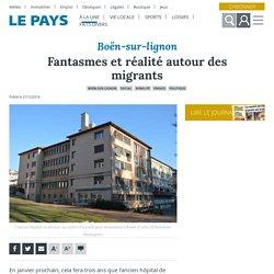 Fantasmes et réalité autour des migrants - Boën-sur-Lignon (42130)