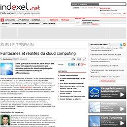 Fantasmes et réalités du cloud computing
