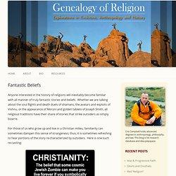 Fantastic Beliefs