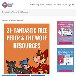 31+ Fantastic Peter and the Wolf Resources