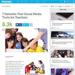 7 Fantastic Free Social Media Tools for Teachers