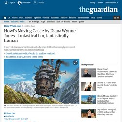 Howl's Moving Castle by Diana Wynne Jones – fantastical fun, fantastically human