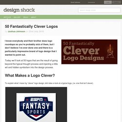 50 Fantastically Clever Logos | Design Shack