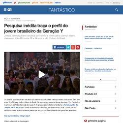 Fantástico - Pesquisa inédita traça o perfil do jovem brasileiro da Geração Y
