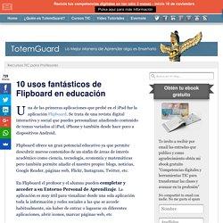 10 usos fantásticos de Flipboard en educación